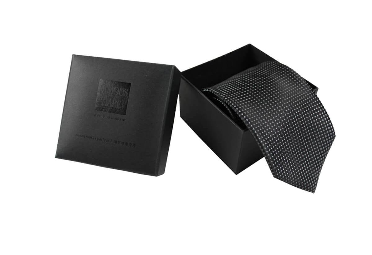 Rigid Tie Boxes
