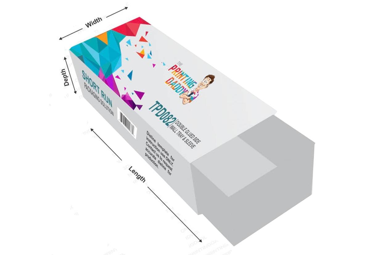 D Glued Side Box