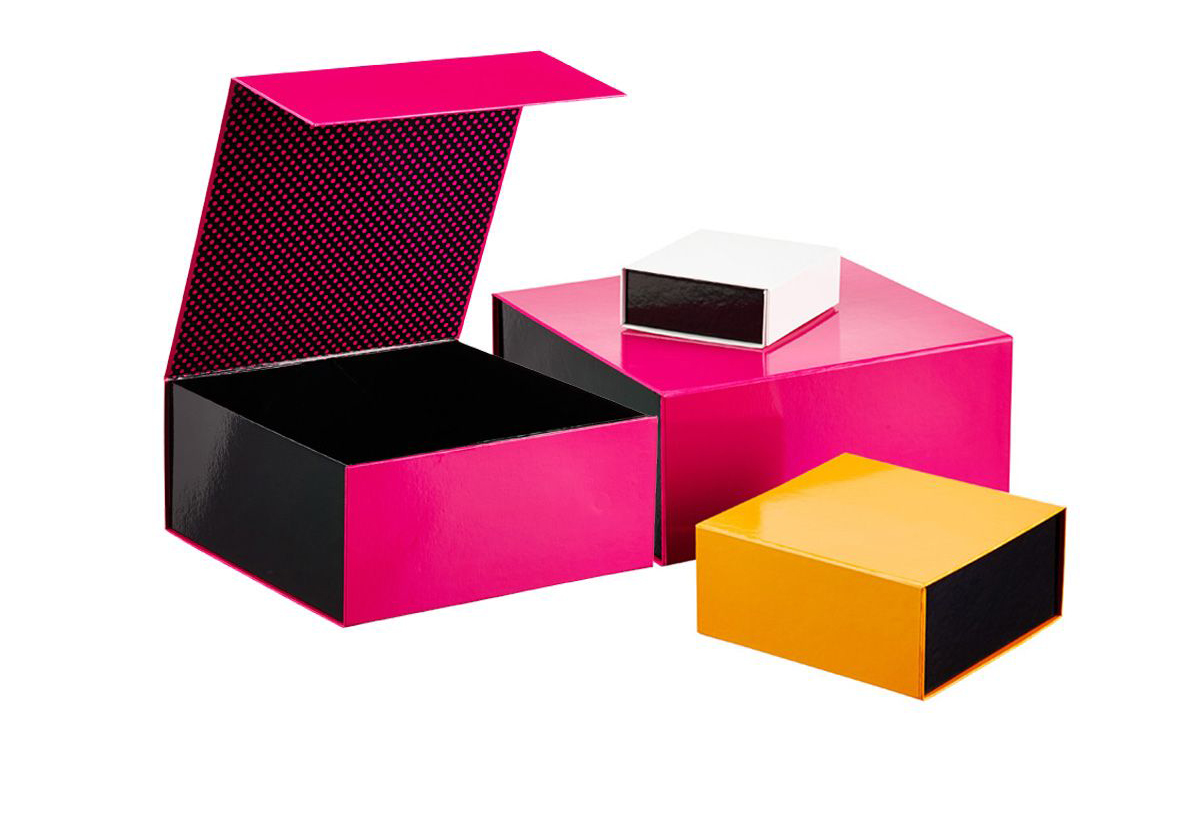 Rigid Gift Boxes