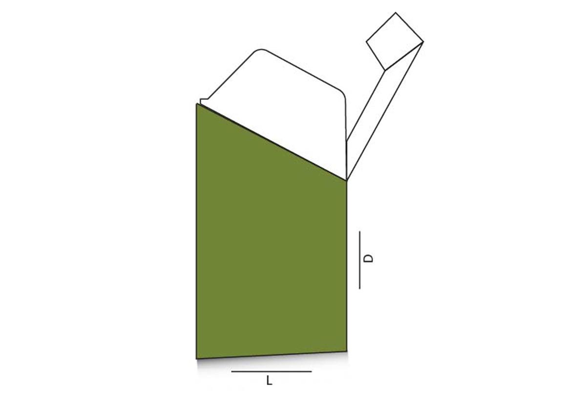 Slope Reverse Tuck