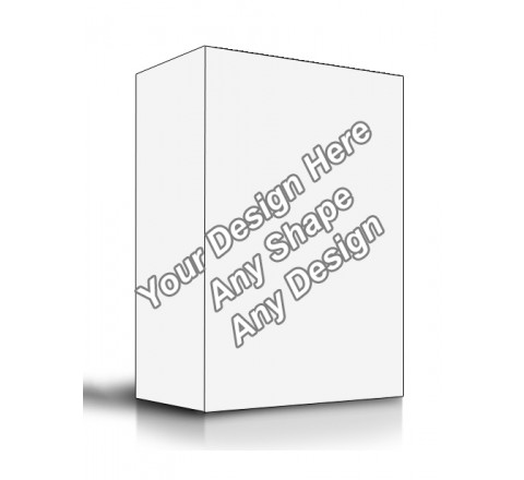 Cardboard - Software Packaging Boxes