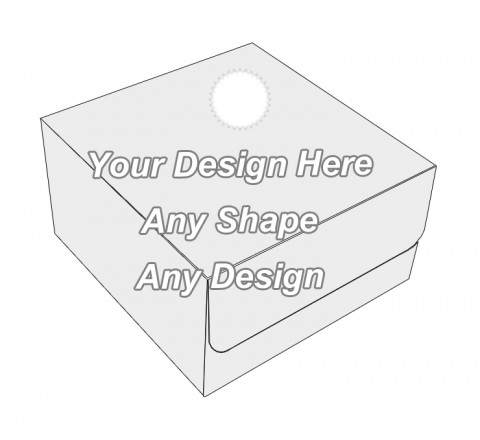Die Cut - Thread Packaging Boxes